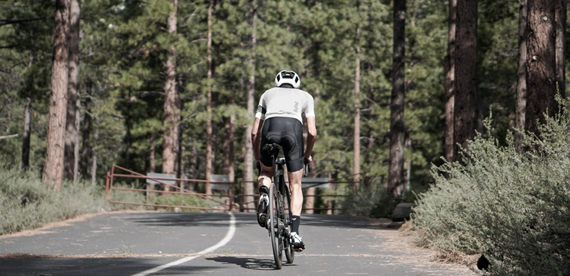 Glute activation for cycling