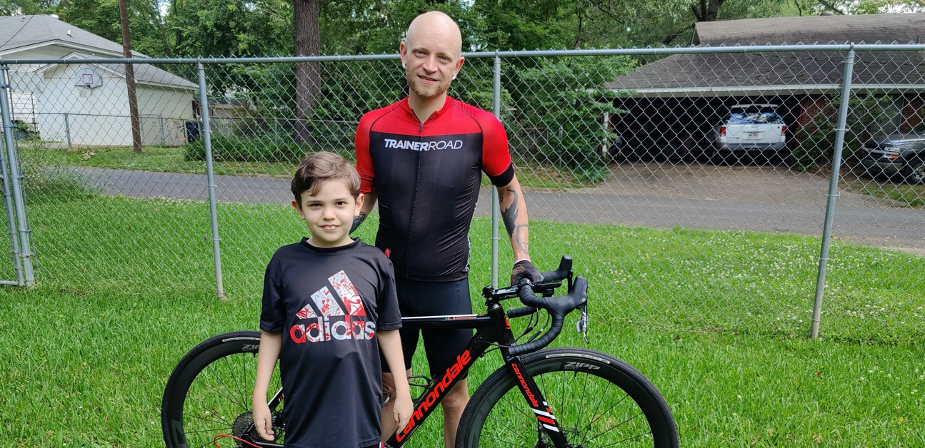 Life or Death Motivation: How Cam Summerson Used Cycling to Save His Son
